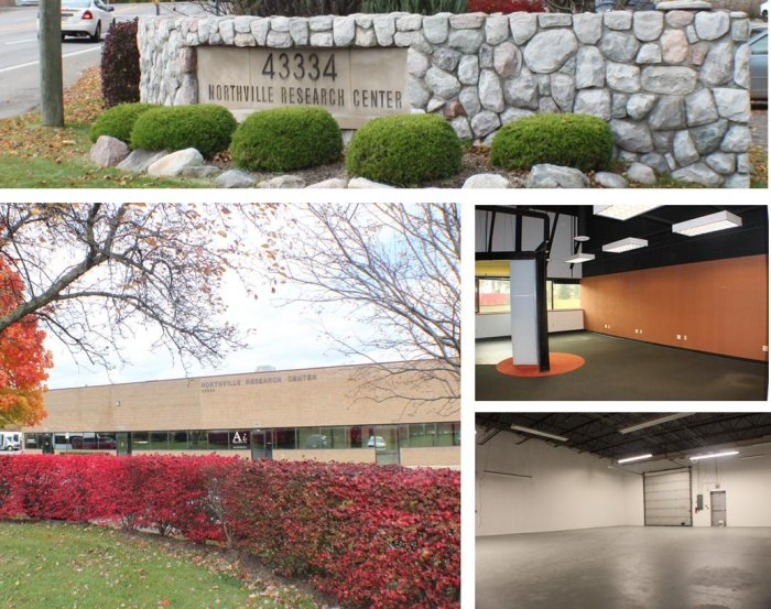 Commercial Real Estate Northville MI -Northville Research Center | Northville MI Office Space For Lease - Nortville%20Research%20Cenet_1